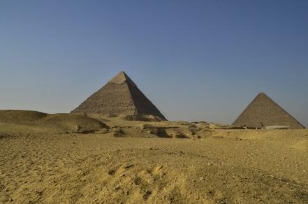 Pyramids at 1st Sight