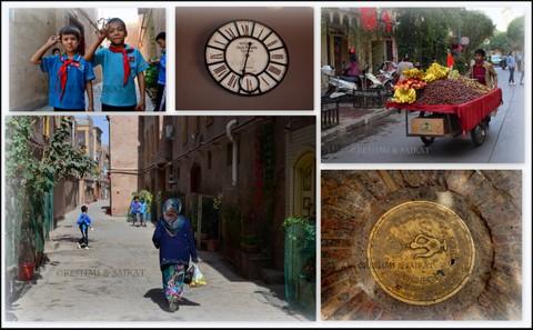 Kashgarh Old Town