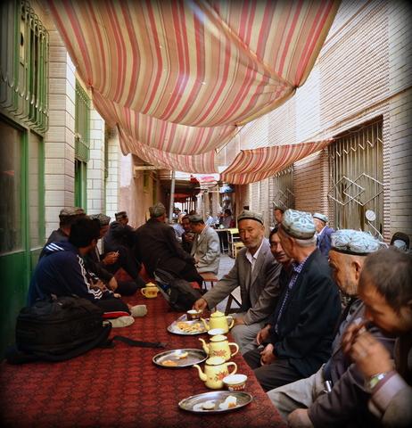 Tea House of Kashgarh
