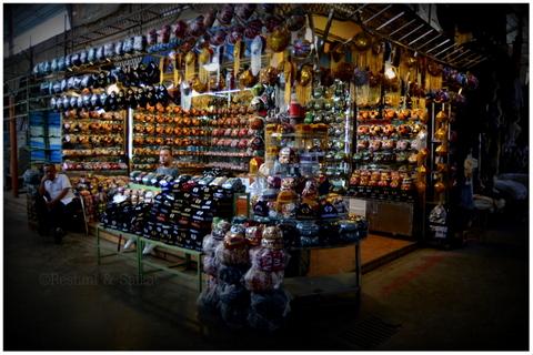 Kashgarh Sunday Market