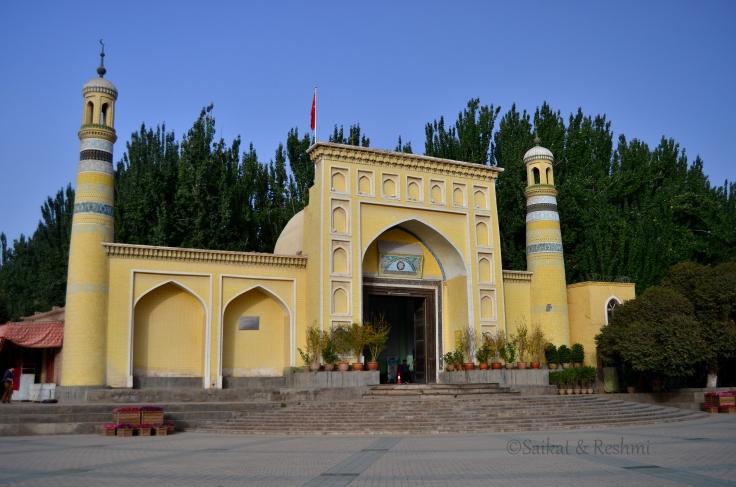 Id Kah Mosque Kashgarh