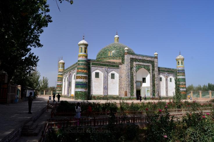 DSC_3028Afaq Khoja Mausoleum Kashgarh