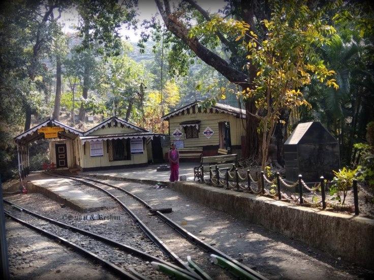 Darjeeling Toytrain